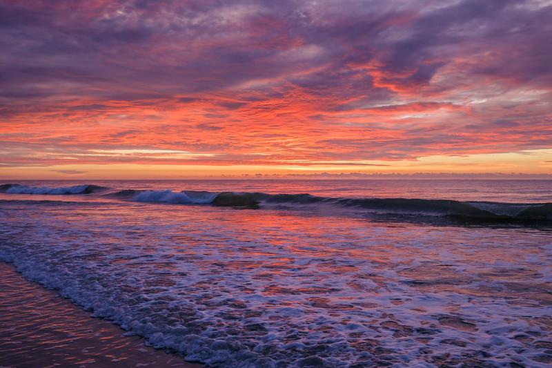 GC Beach Sunrise