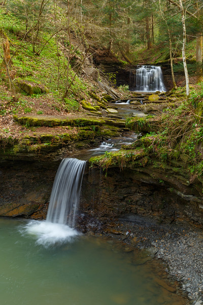 Piatt Park Waterfall 5170