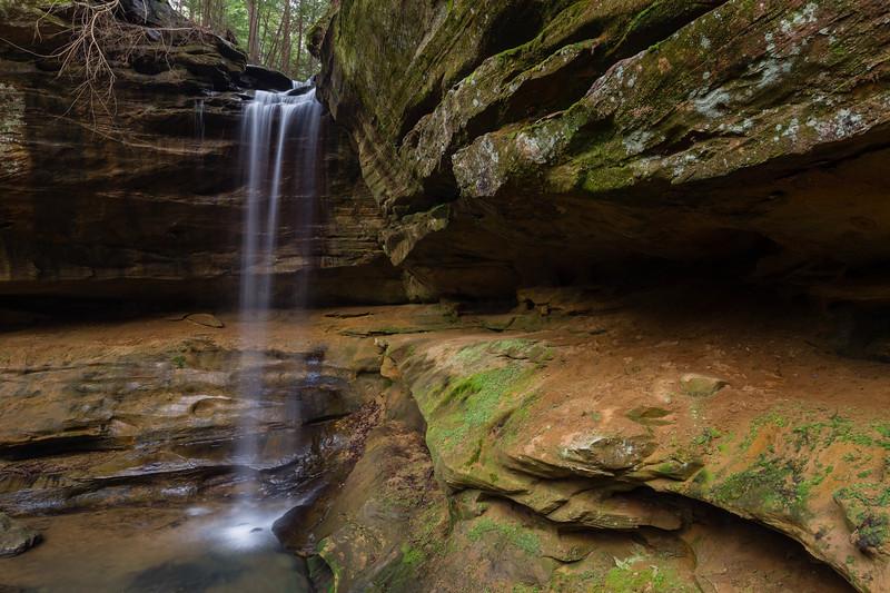 Ohio Waterfall 5470