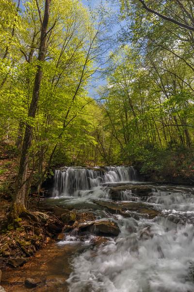 Upper Jonathan Run Falls 9675