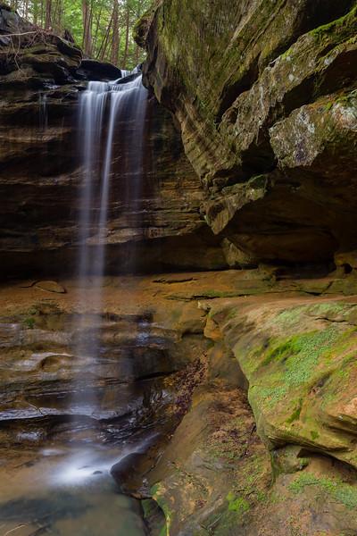Ohio Waterfall 5473
