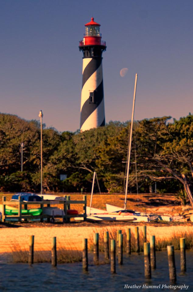 St. Augustine, FL Lighthouse