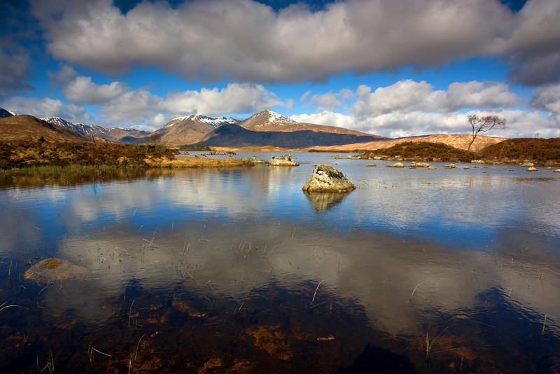 Lochan Na Claise.