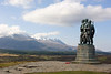 Spean Bridge Memorial.