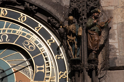 Old Clock, Prague