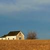 Abandoned home near Ashton, Idaho
