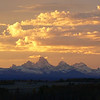 October Morning Tetons