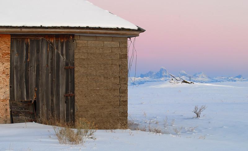 Farnum Schoolhouse: Idaho