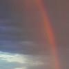 Rainbow near Asthon, Idaho