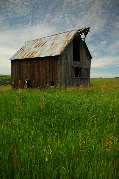 Conant Creek Barn