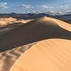 On top of Eureka Dunes  - Death Valley, CA