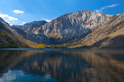 Convict Lake, Eastern Sierra Nevada Range, Ca.