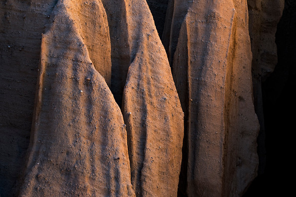 Rock Shrouds at Hagen Canyon