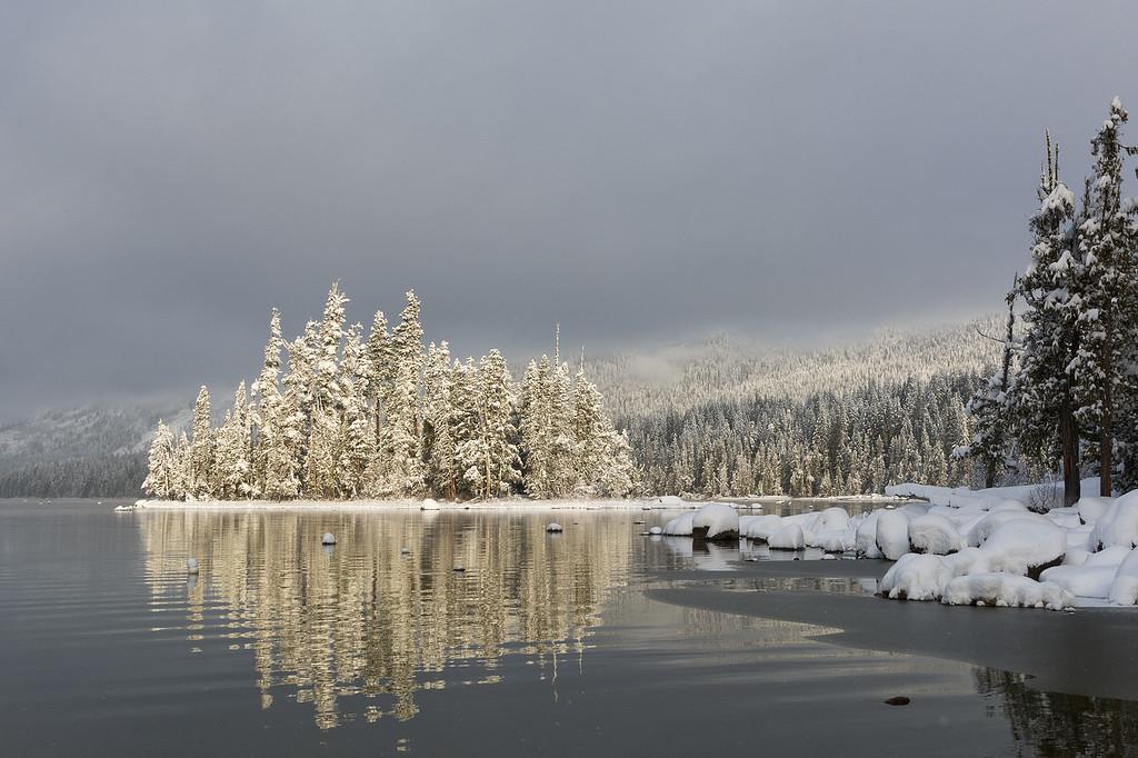 Lake Wenatchee Light
