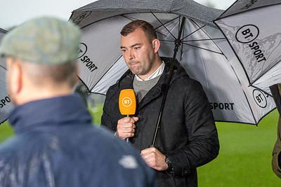 Crowds tv & rain-9