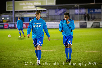 Eastleigh v AFC Fylde