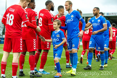 Eastleigh v Ebbsfleet
