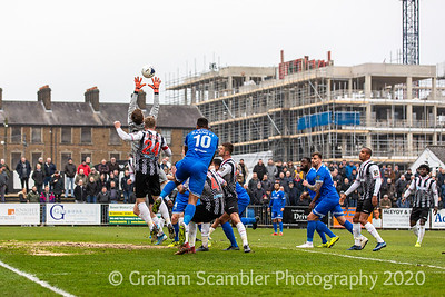 Eastleigh fc beaten by Maidenhead 2-0