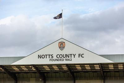 Notts County v Eastleigh