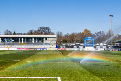 Eastleigh v Chesterfield National League 2/04/2021