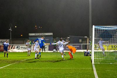 Eastleigh v Kings Lynn National League 19/01/2021