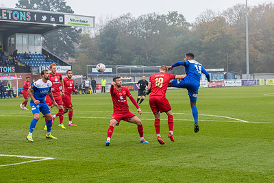 Eastleigh v MK Dons