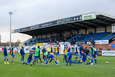 Eastleigh v Maidenhead National League 05/12/20
