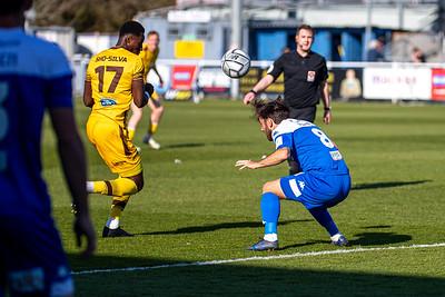 Eastleigh v Sutton United National League 24/04/2021