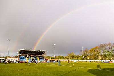 Eastleigh v Bournemouth Hampshire Senior Cup Final