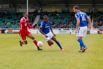 Eastleigh vs Wrexham 29 April 2017