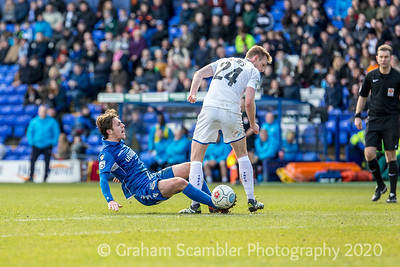 Tranmere Rovers vs Eastleigh FC