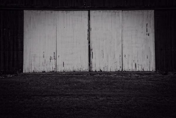 Barn Doors [Medina, NY]