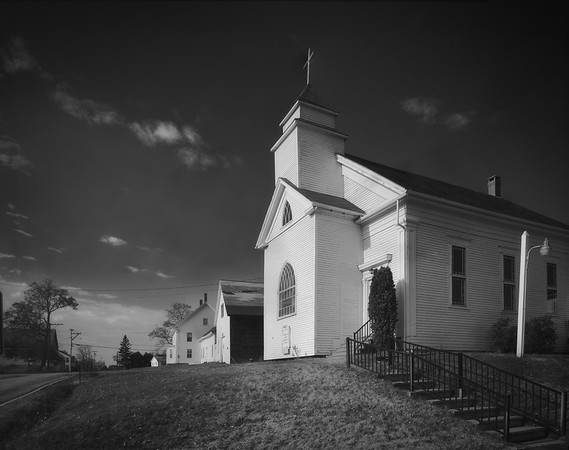 Penobscot Church [Maine]