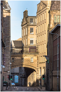 South Bridge over the Cowgate