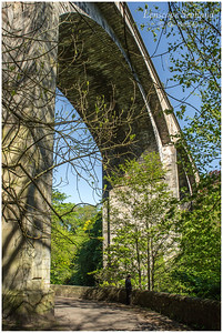 Dean Bridge over the Water of Leith
