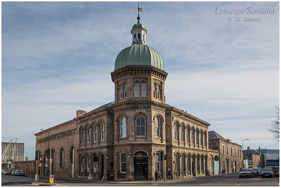 Old Corn Exchange, Leith (1)