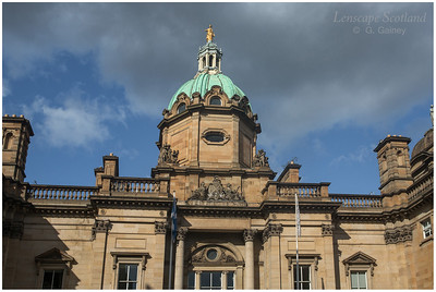 Bank of Scotland dome at the Mound 1