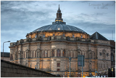 McEwan Hall dome