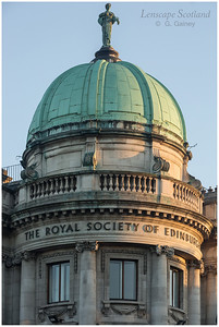 Royal Society of Edinburgh dome, George Street 2