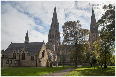 Saint Mary's Episcopal Cathedral, Palmerston Place 1