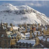 Arthur's Seat and Salisbury Crags from the Scott Monument