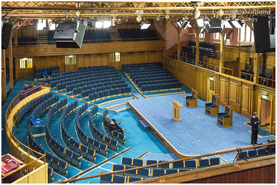 New College - Church of Scotland General Assembly meeting hall