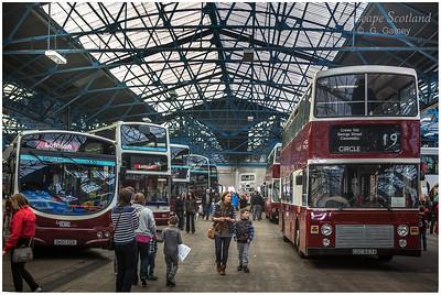 Lothian Buses depot, Annandale Street (1)