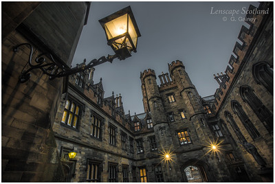 New College quadrangle lamp (2)