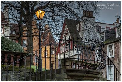 Ramsay Garden lamps (4)