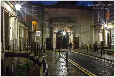 Stockbridge Market archway 1