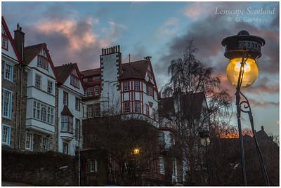 Ramsay Garden lamps 1