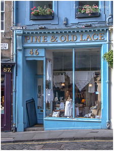 Pine and Old Lace, Victoria Street  (2002)