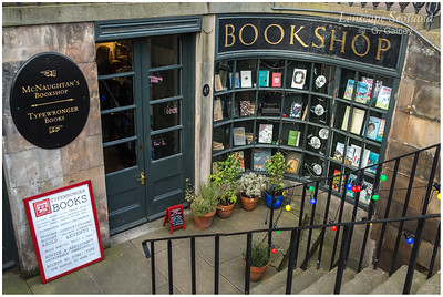 McNaughtan's second-hand bookshop, Gayfield Place (2)