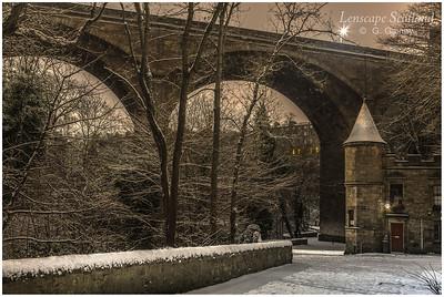 Dean Bridge and Miller Row (2)